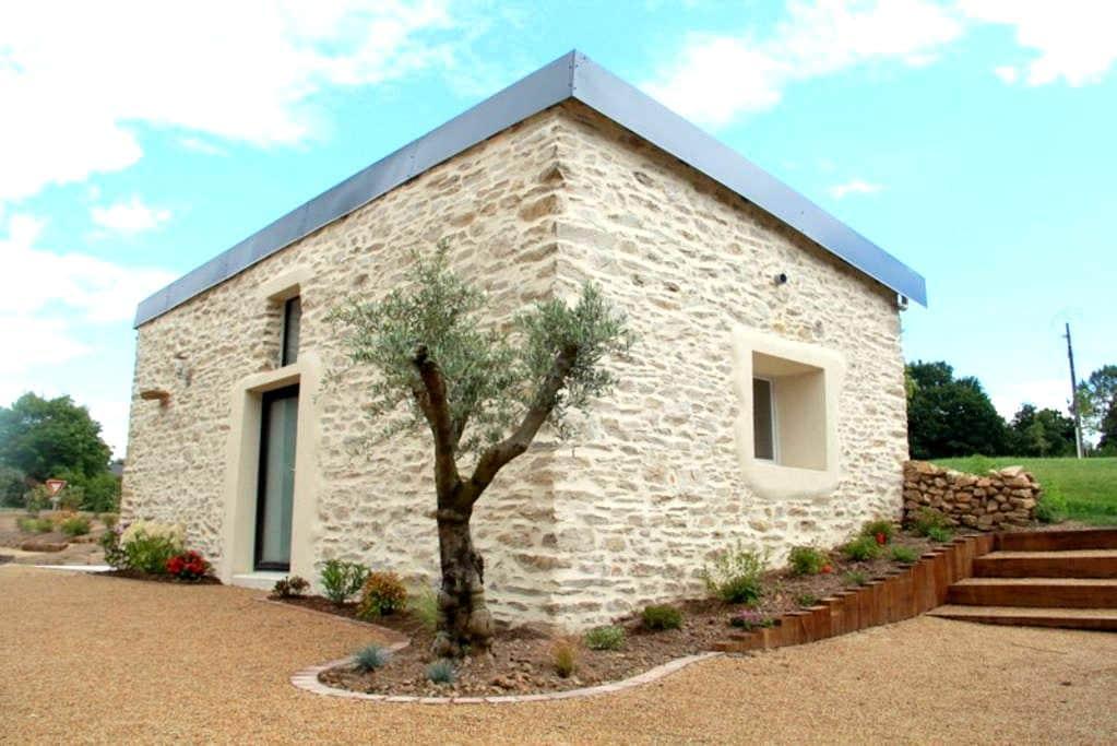 Maison pierre barrage d Arzal - Camoël
