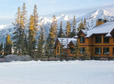 Canmore-Banff Resort 1 Bd Condo #4