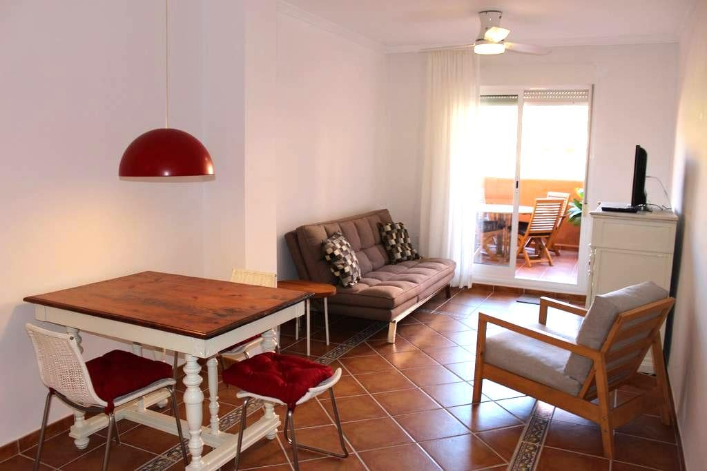 1-Bedroom apartment with hugh terrace - El Ejido
