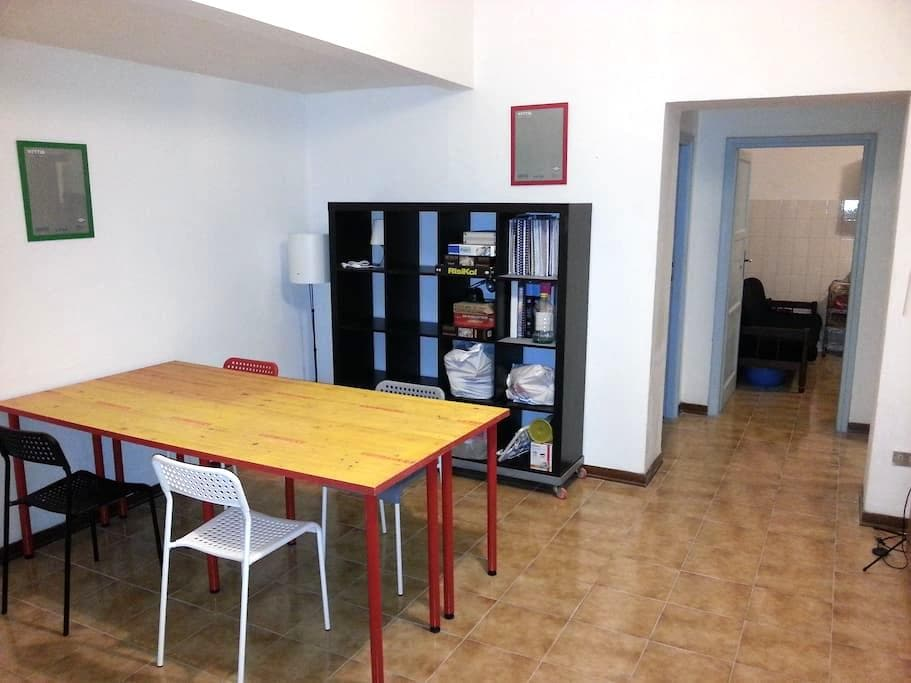 Pescara Center Quiet&Cheap #Wifi #Near the Station - Pescara - Appartement