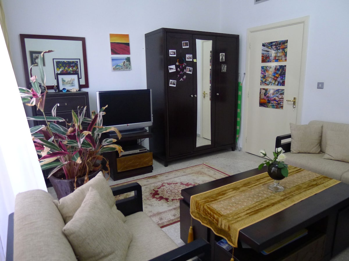 cute bedroom/livingroom