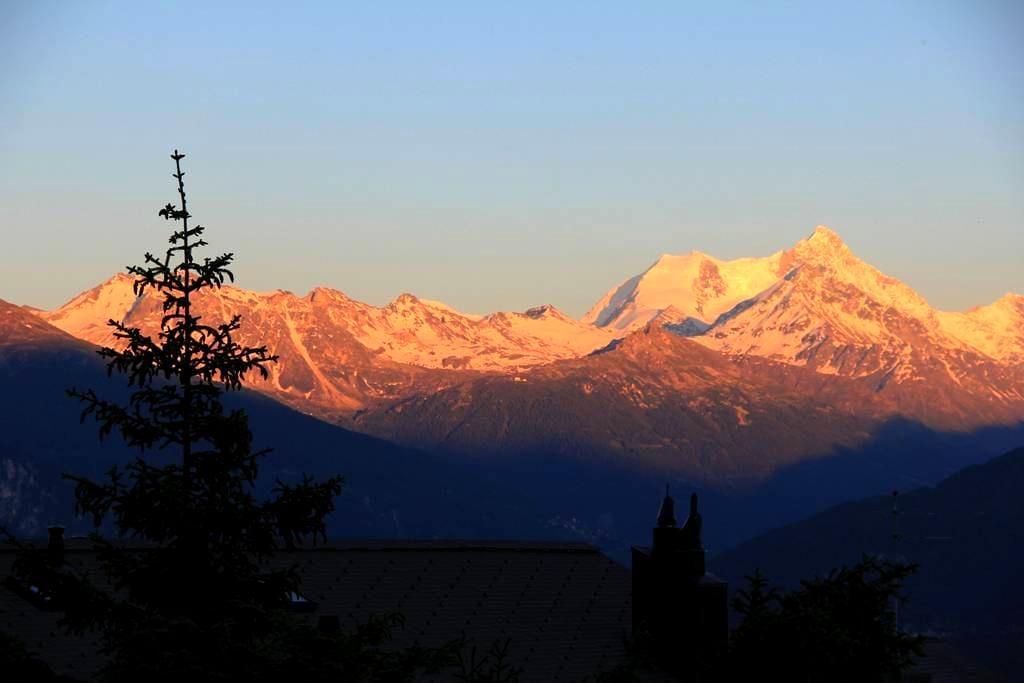 Panorama de rêve et chambre calme - Montana