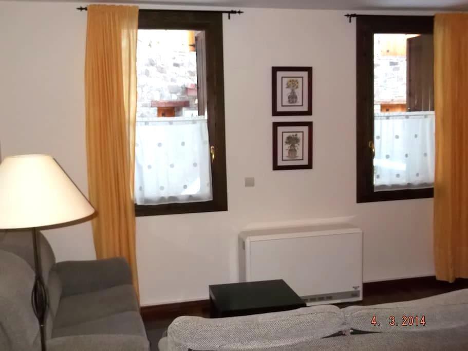 Apartamento en el Pirineo Aragones - Laspaúles - Lägenhet