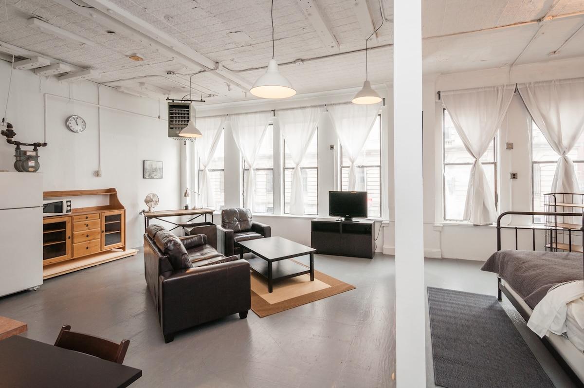 SoHo/Nolita loft apartment
