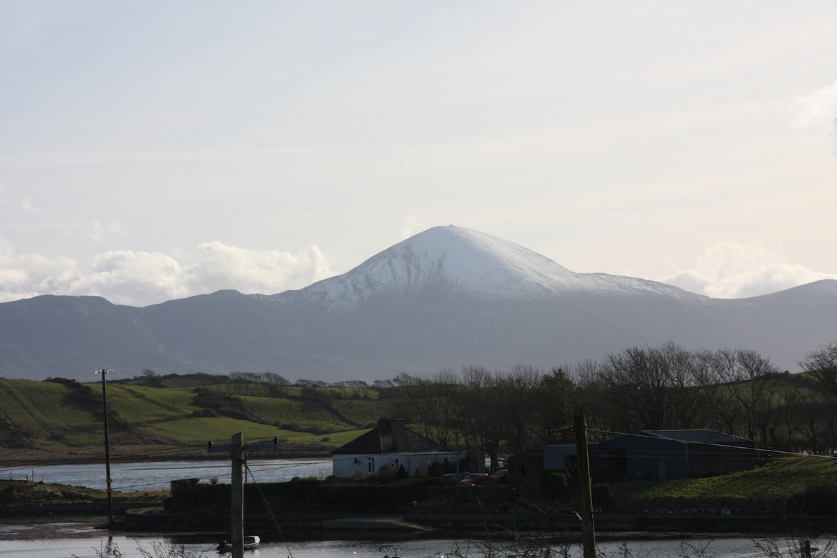 View of Croagh Patrick