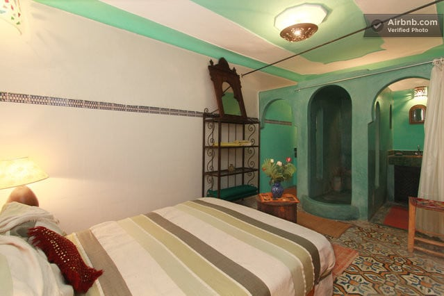 Marrakech central Wahid room