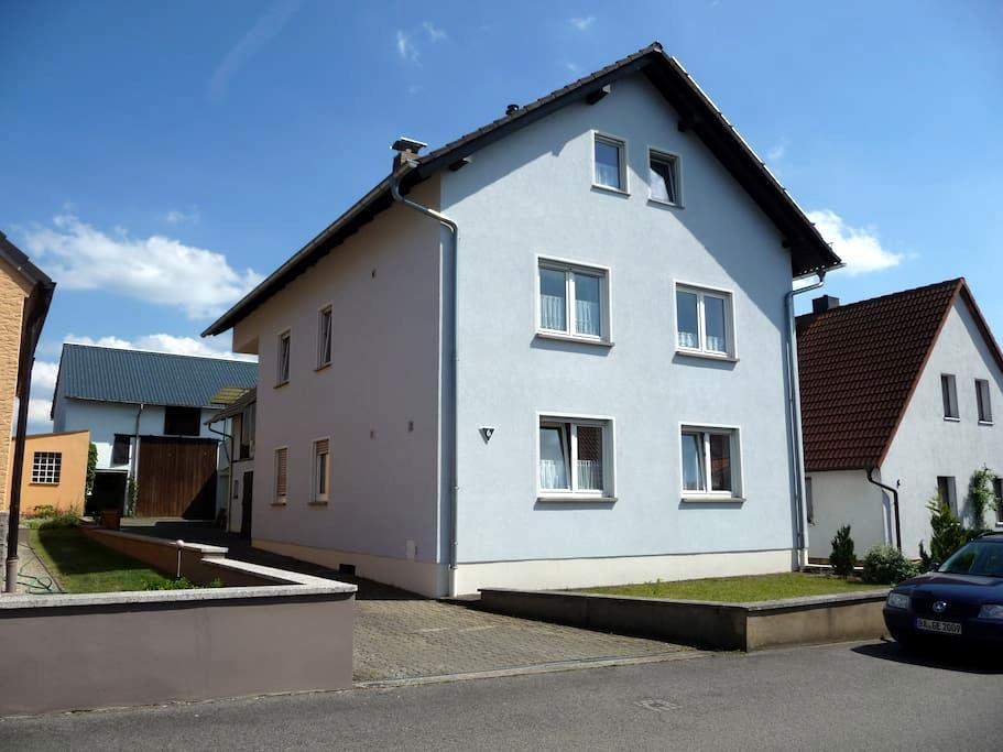 Herzlich Willkommen in Oberhaid OT Staffelbach! - Oberhaid - Diğer