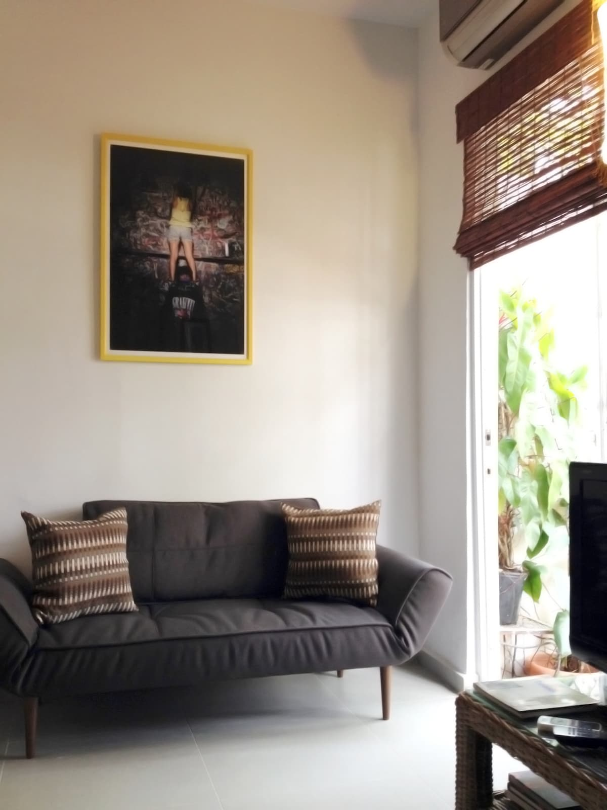 Our -remodeled- lovely Urban Garden Apartment!
