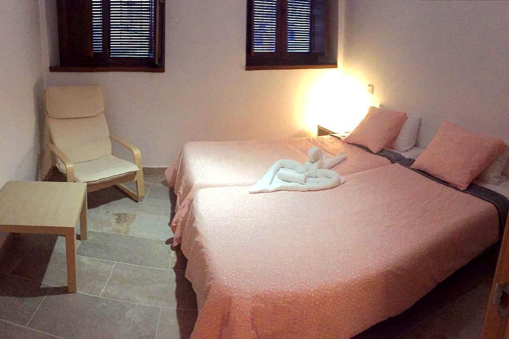 Habitación doble en Segovia - Segovia - Apartment