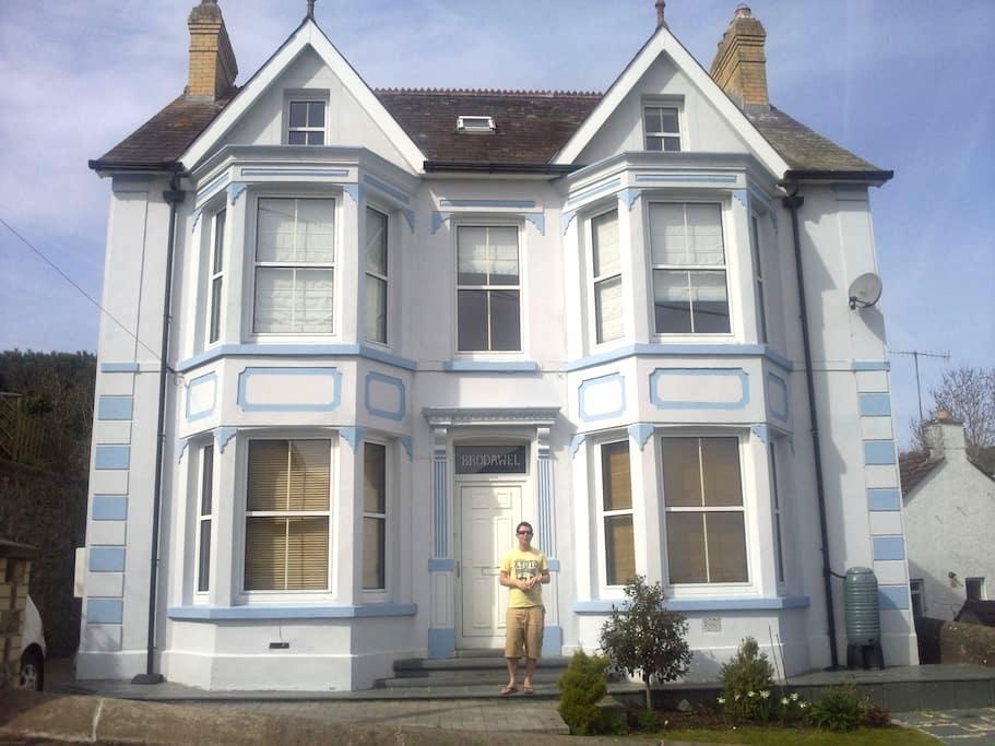 Family home on Pembrokeshire coast - Saint Dogmaels - Haus