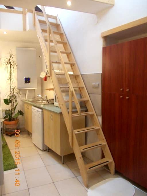 Útulný byteček v domku se zahrádkou blízko centra - Brno - House