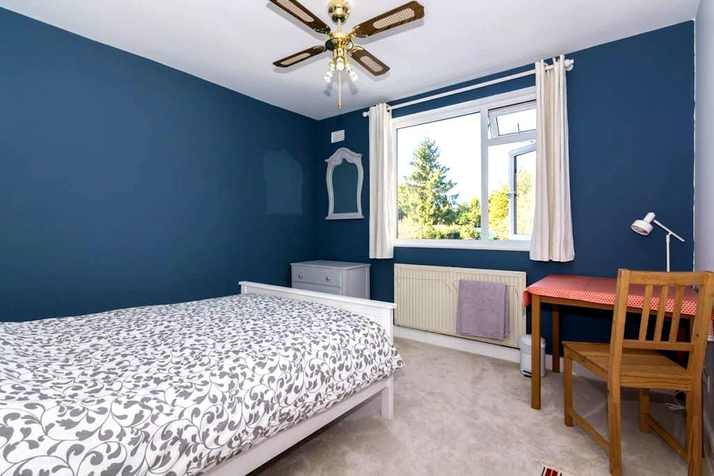 Spacious Beautiful Double Room incl. breakfast - Coventry - Casa