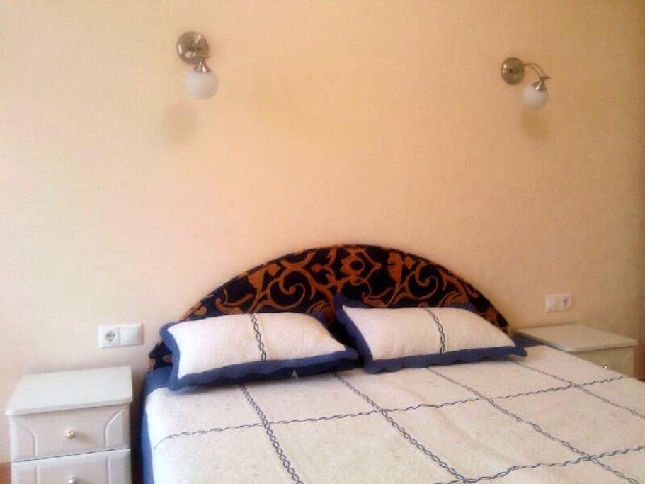 Уютная квартира на набережной. 2ком - Samara - Apartmen