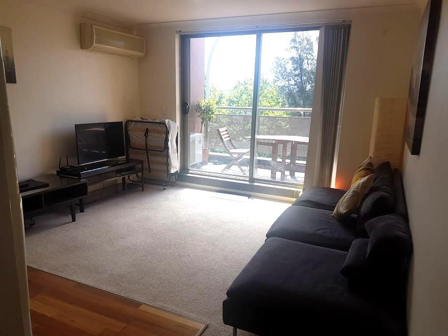 Convenient Cozy Home Next to the CBD - Redfern - Apartment