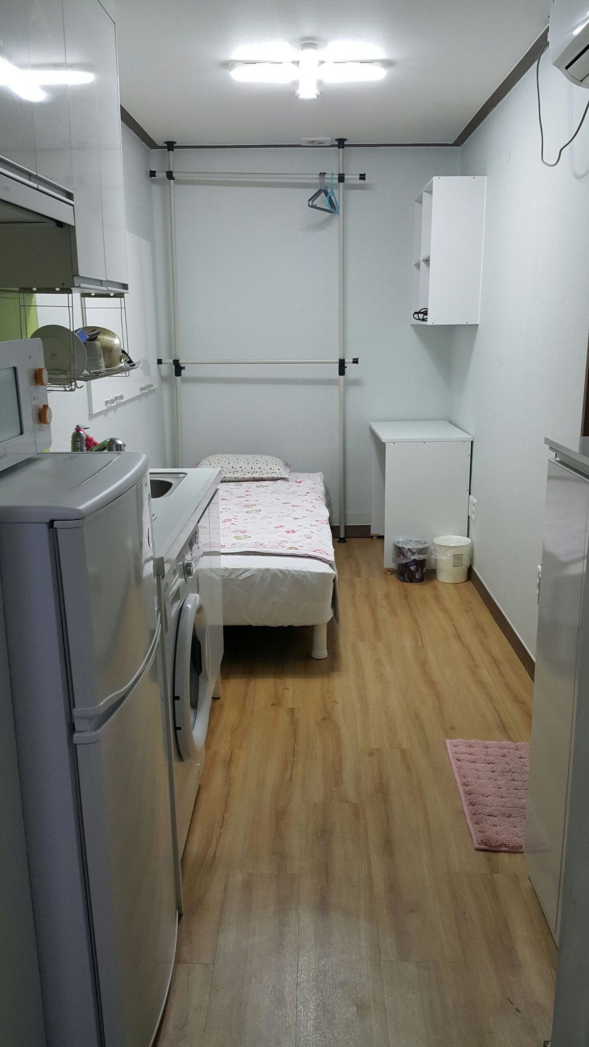 Small and cozy studio 2min with hanyang university apartments for rent in seongdong gu seoul south korea