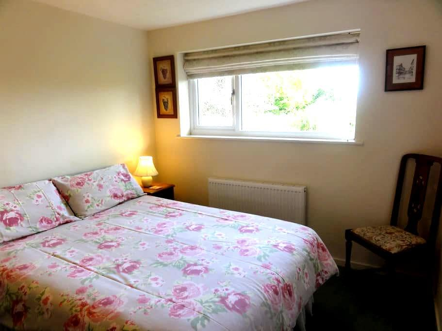 The Birches, Shrewsbury - double room, en-suite - Shrewsbury - Bed & Breakfast