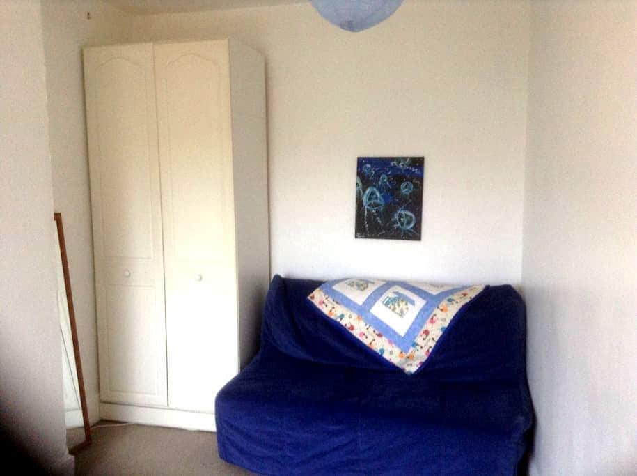 Double rooms in a quiet period home - Stony Stratford - House