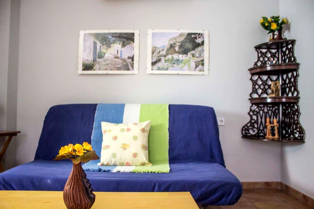 Apartamento 1 Villa Torcal - Villanueva de la Concepción
