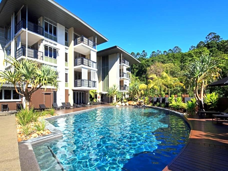 LUXURY COUPLES RETREAT NOOSA HEADS - Noosa Heads - Huoneisto