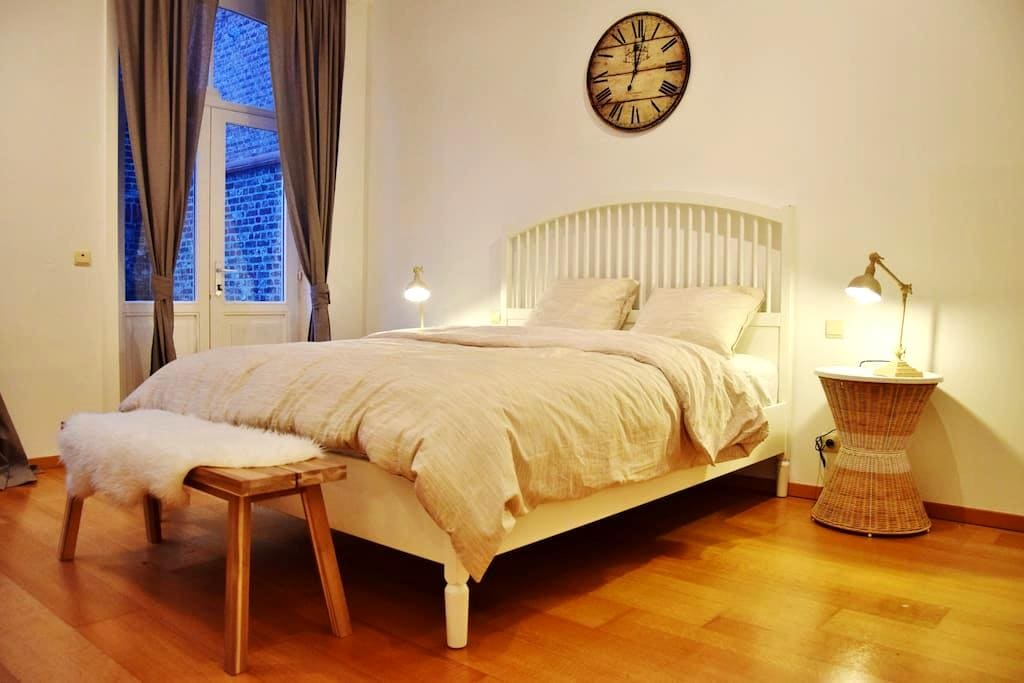 Luxury apartment heart of Bruges - Brugge - Apartment