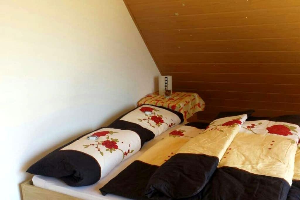 Appartement für 2 Nähe Uni Trier - Korlingen - Dom