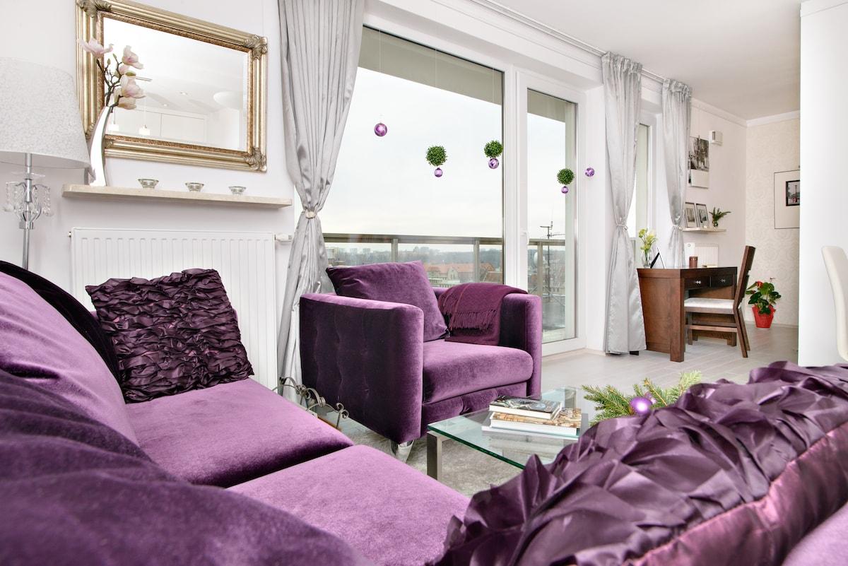 Luxurious, quiet apartment Jeżyce