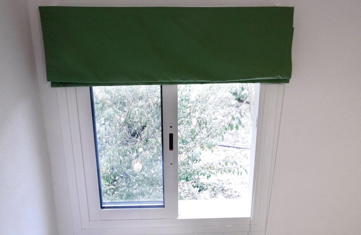 Bathroom window Es Galliner