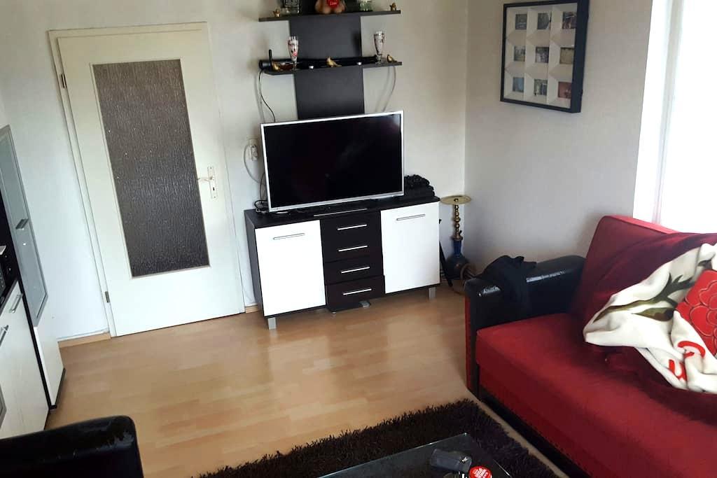 Apartment 50qm  Ddorf/airport/Messe - Heiligenhaus - Wohnung