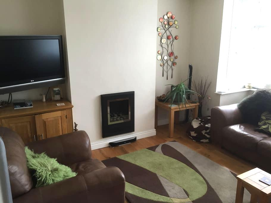 Single Room close to town and Train Station - Kidderminster - บ้าน