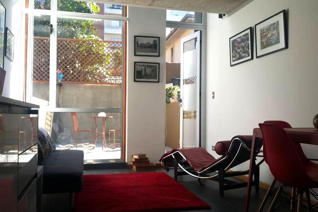 Duplex in Alegre hill, Valparaíso - Valparaíso - Apartamento