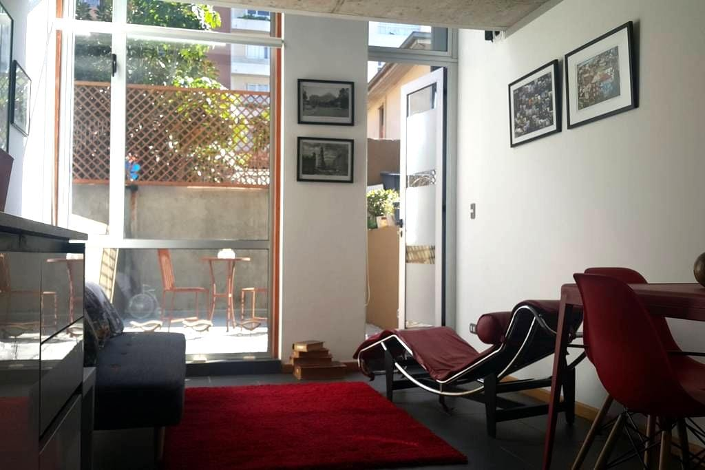 Duplex in Alegre hill, Valparaíso - Valparaíso - Appartement