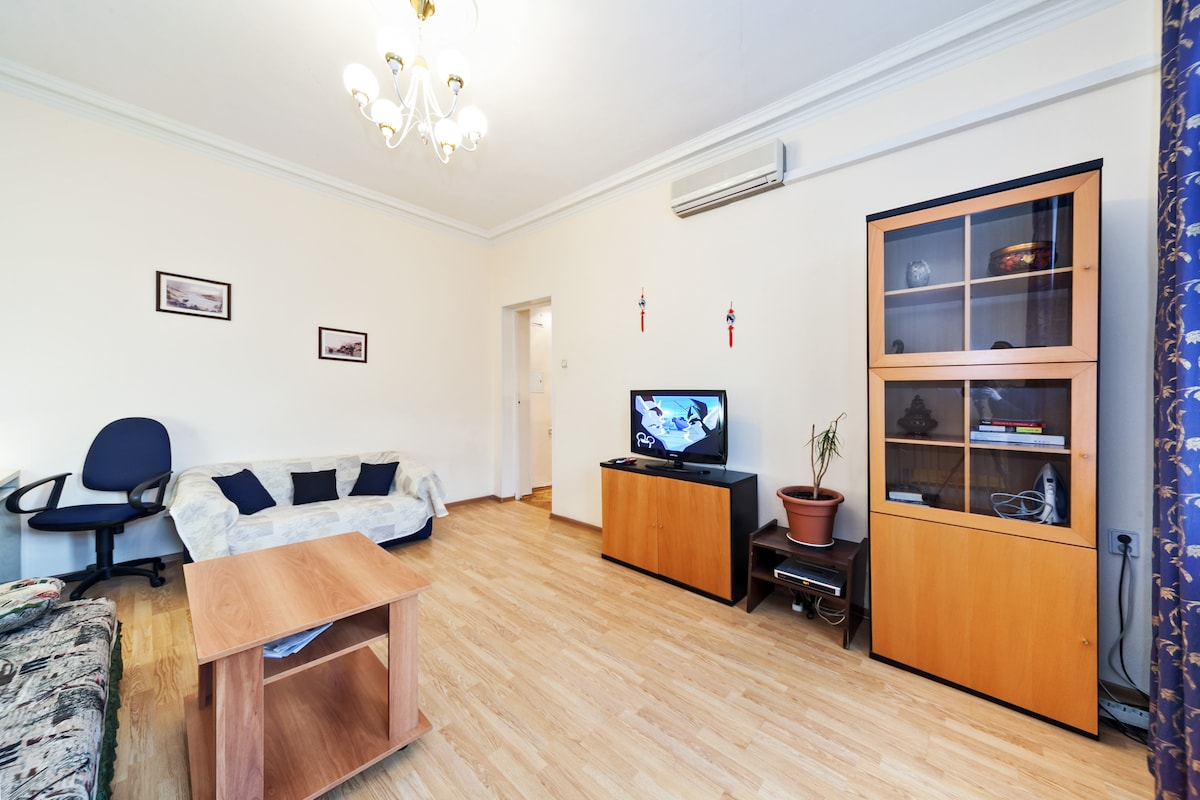2 bedroom, Tverskaya Street, 4