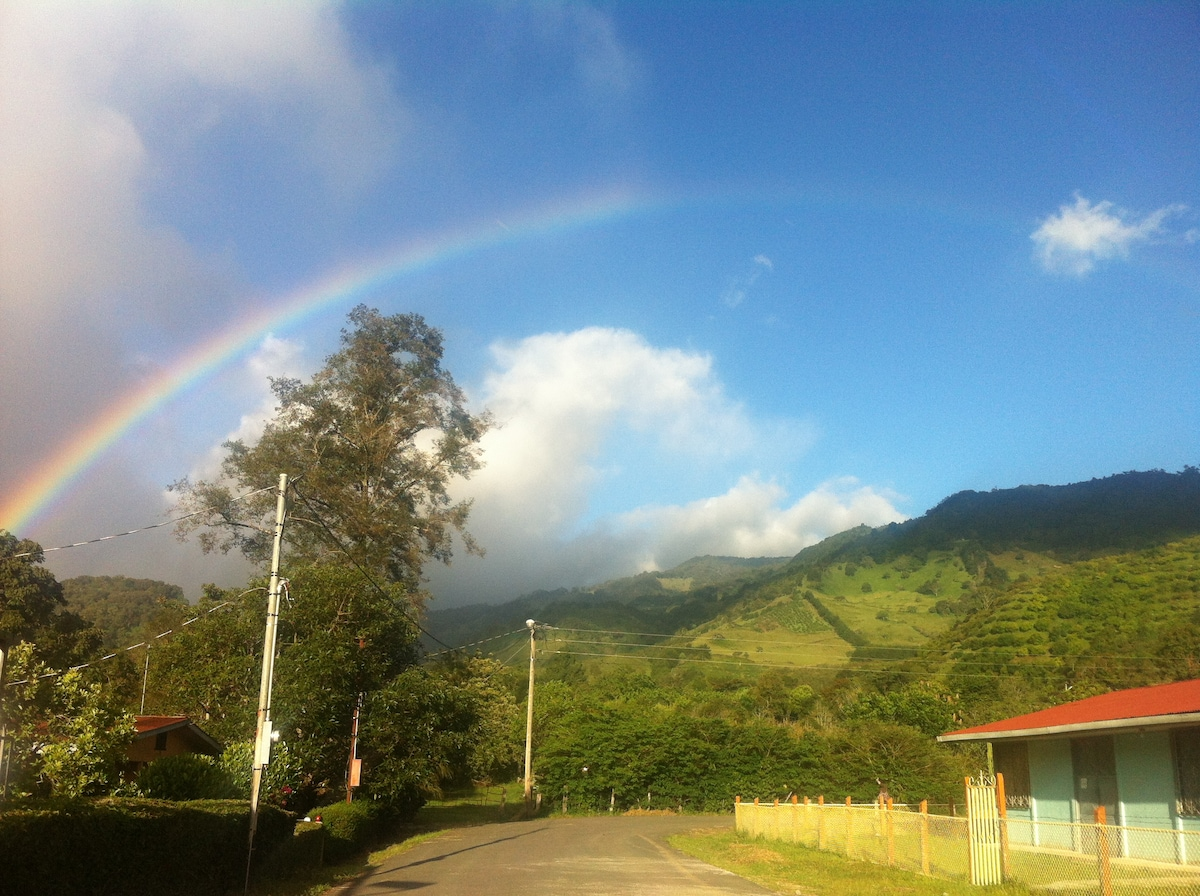 Copey de Dota, Mountain Paradise