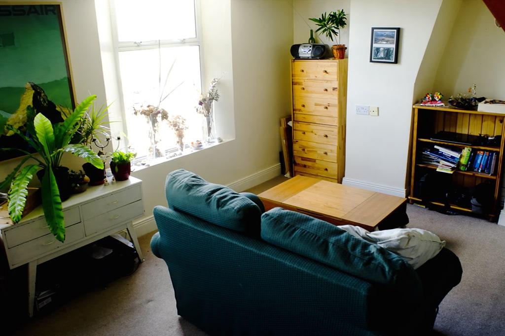 Cosy little room near the beach!