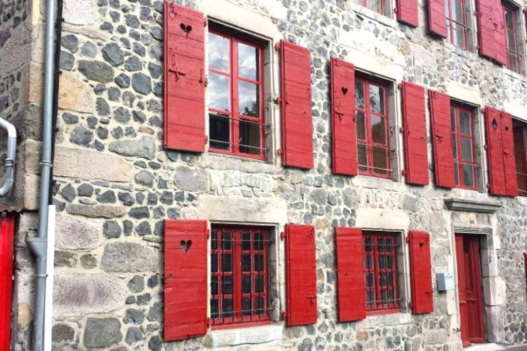 Relais des castors - ap Chamois - Murat - Apartament