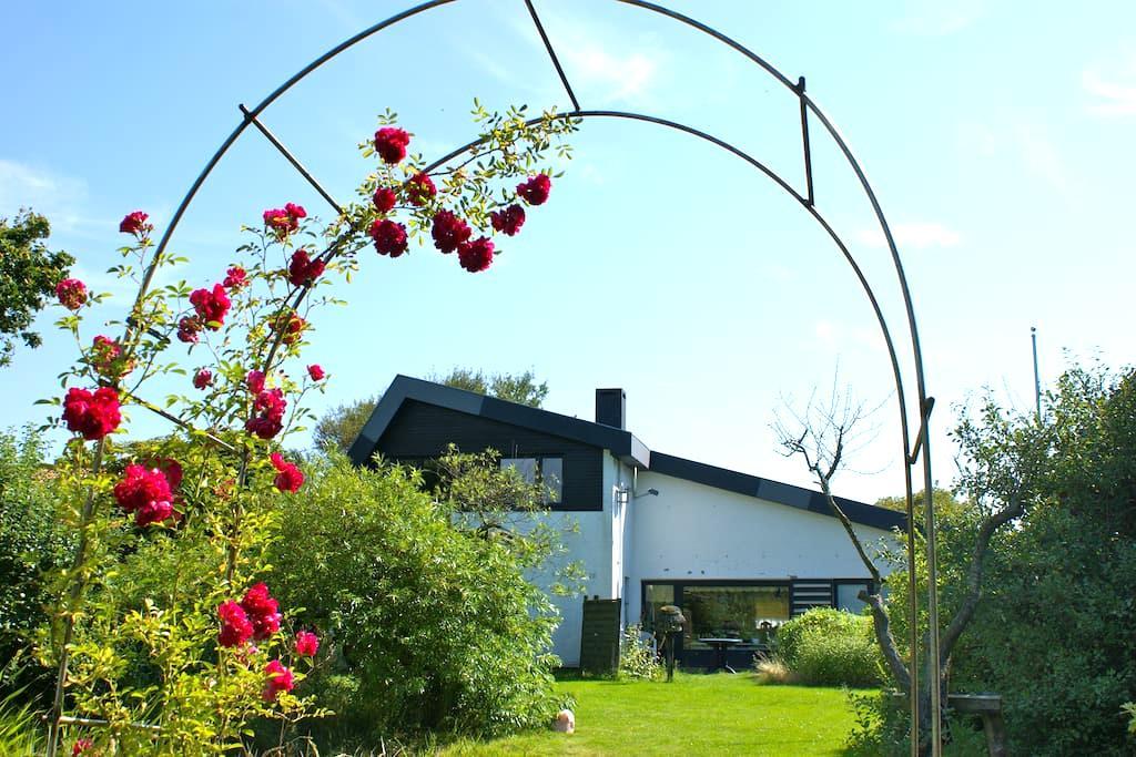 Zimmer KLARA im Haus Grenzland, Nordseenähe - Rodenäs