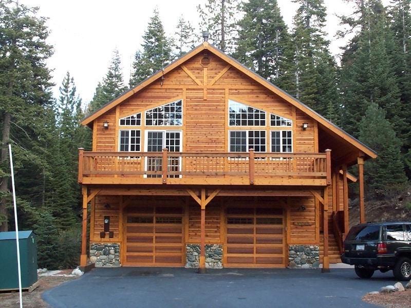 Tahoe Donner Home Sleeps 16