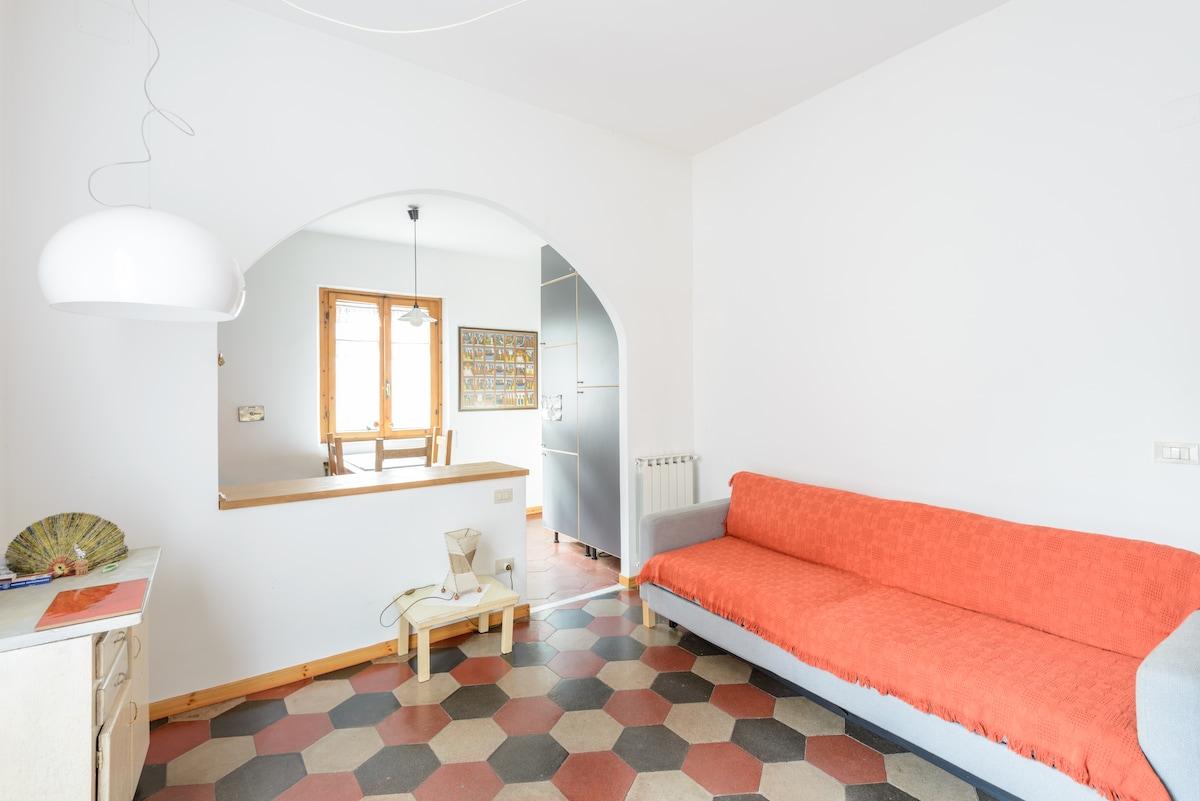 San Pietro: nice flat with terrace