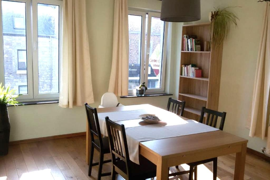 La maison bleue - Beauraing - Appartement