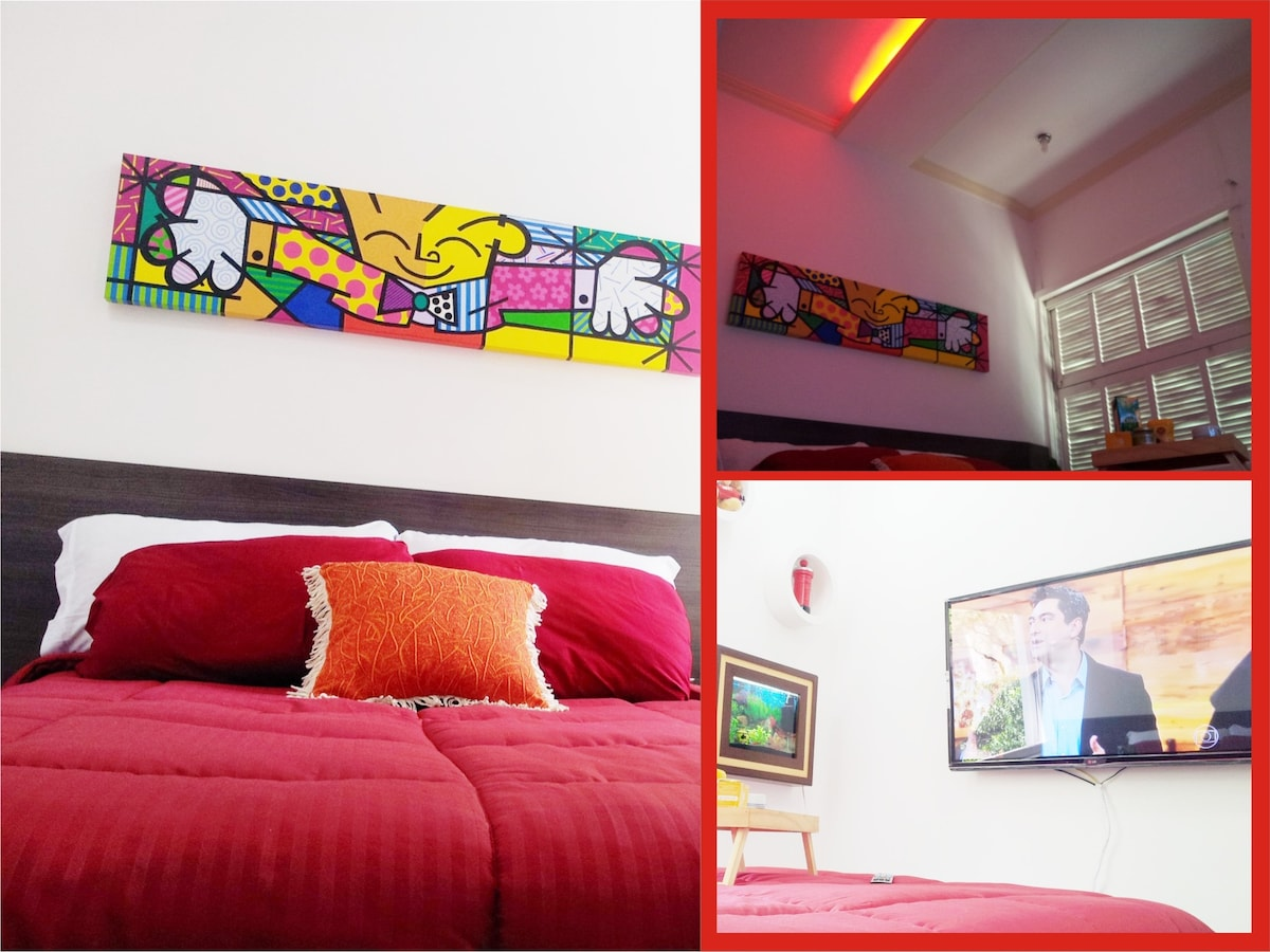 ROOM #2 - Master Room