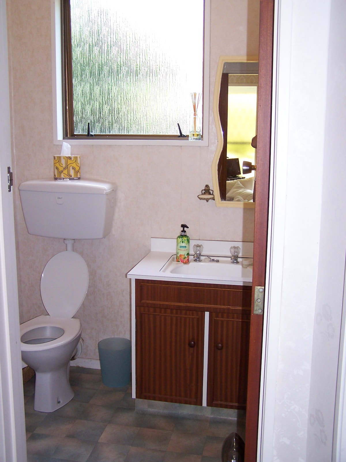 Guest's private bathroom