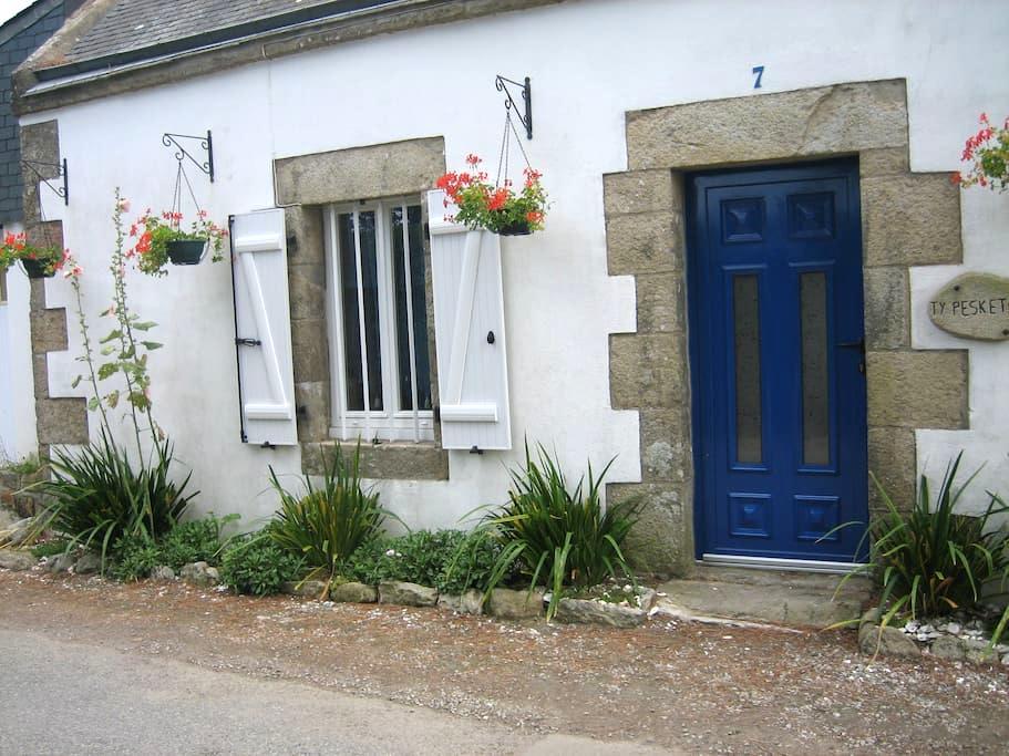 Sympathique maison de pêcheur - Erdeven