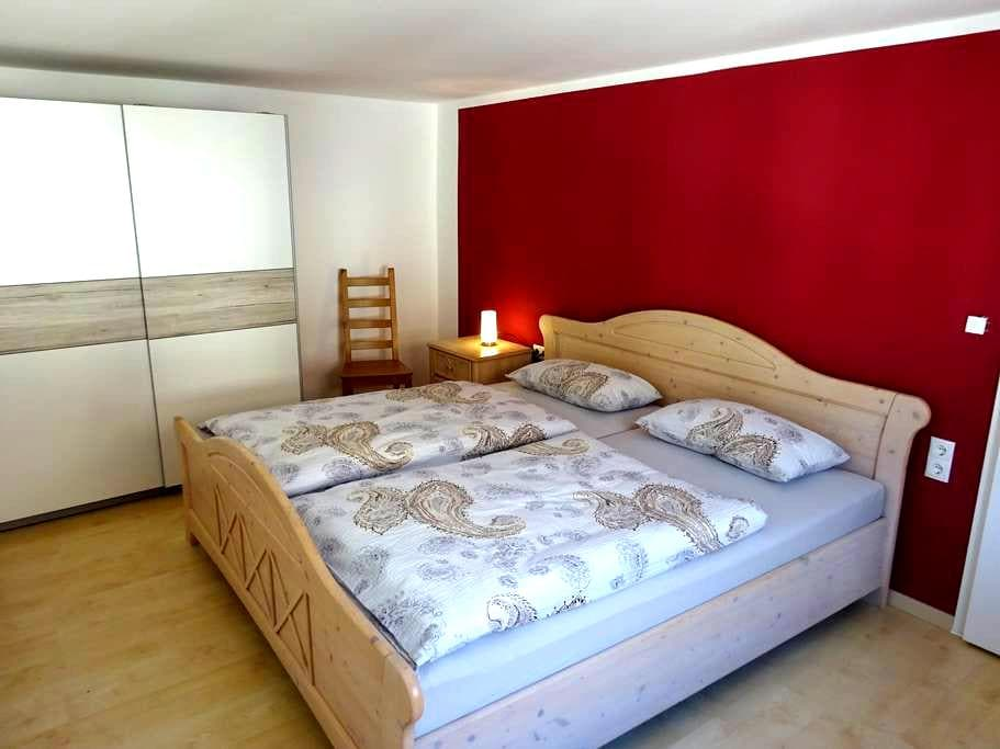 Cozy apartment in romantic wine village - Bad Dürkheim - Departamento
