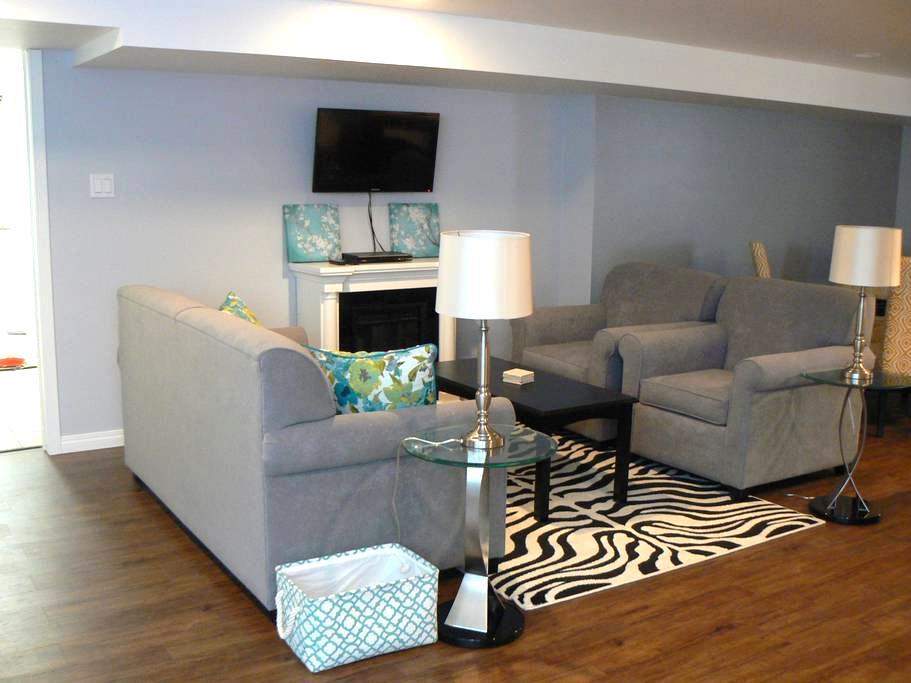 Beautiful Cozy Apartment in Winkler - Winkler - Квартира