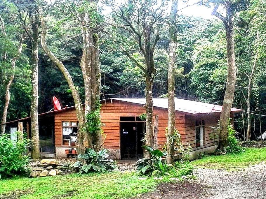 Cabañas La Montaña Casa - Monteverde - Aamiaismajoitus
