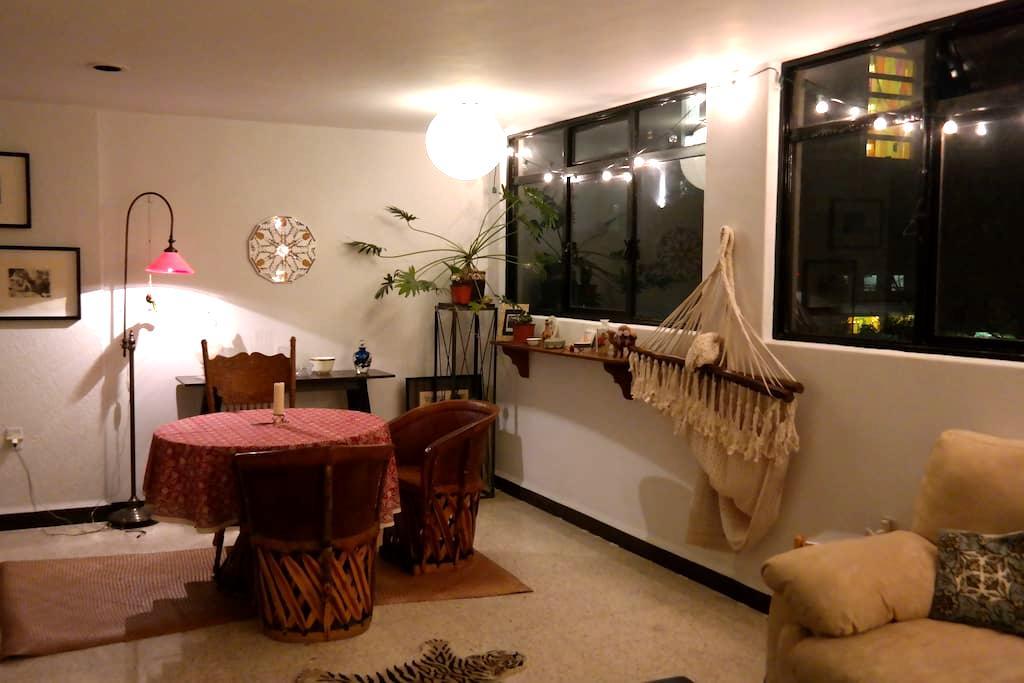 Habitación a 5 min WTC. Nápoles - 墨西哥城(Ciudad de México) - 公寓