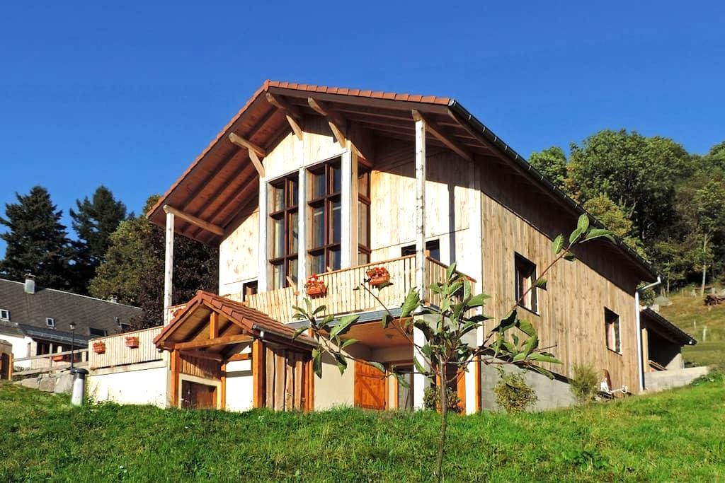 Loft du Selsersbach en pleine nature - Soultzeren - Apartament