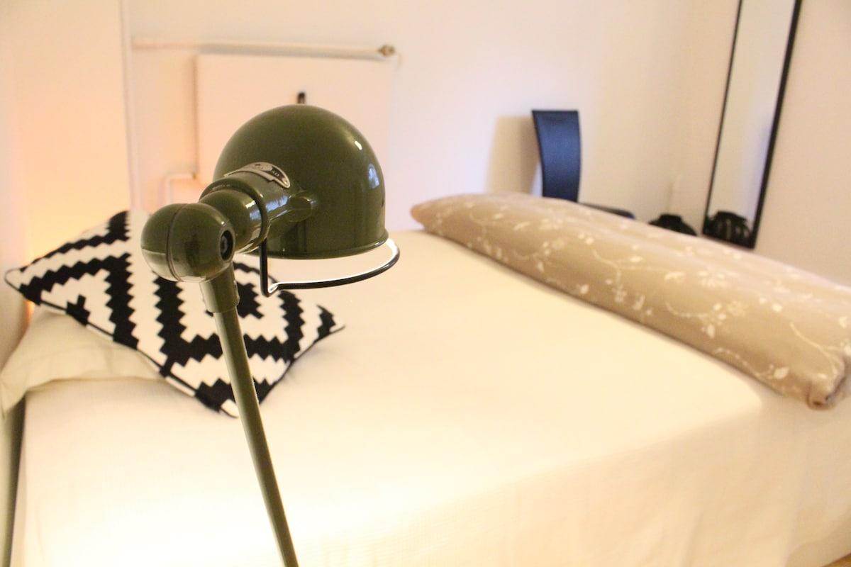Clean&Spacious room on Beringsvej!
