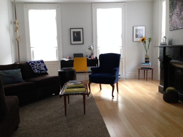Spacious 2bd in the heart of Hudson