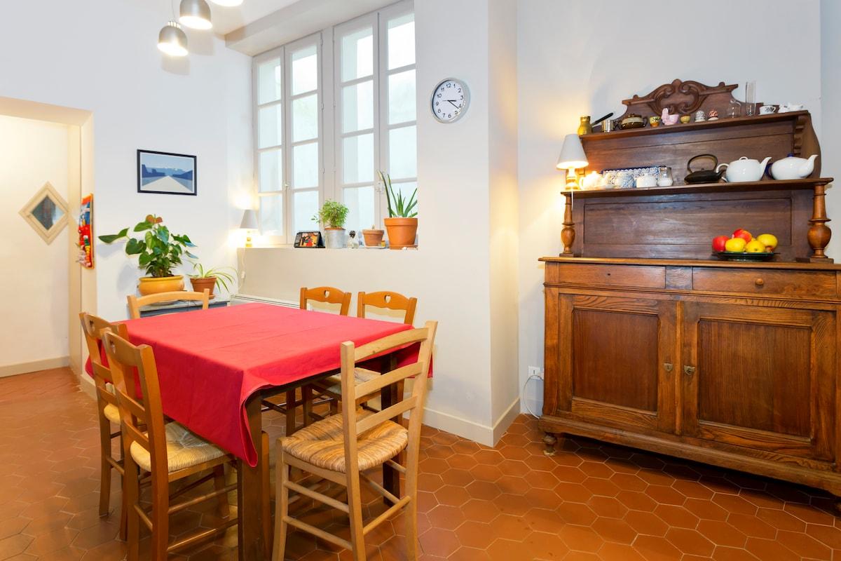Chambre intra-muros avec SDB privée